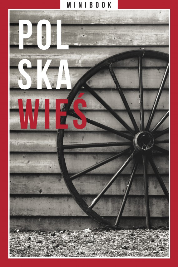 okładka Polska wieś. Minibookebook | EPUB, MOBI | autor zbiorowy