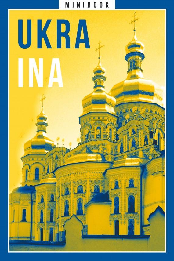okładka Ukraina. Minibookebook | EPUB, MOBI | autor zbiorowy