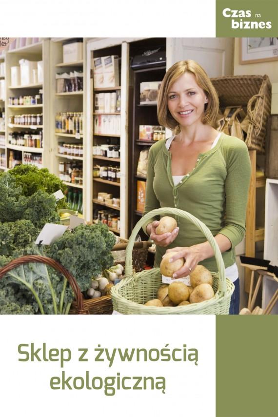 okładka Sklep ze zdrową żywnością. Ebook | EPUB, MOBI | Redakcja  StartUp Magazine