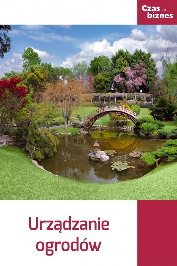 okładka Urządzanie ogrodów. Ebook | EPUB, MOBI | Redakcja  StartUp Magazine