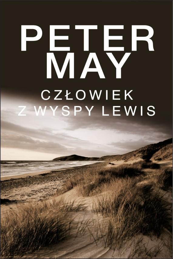 okładka Człowiek z wyspy Lewisebook | EPUB, MOBI | Peter May