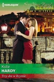 okładka Trzy dni w Rzymie. Ebook   EPUB,MOBI   Kate Hardy