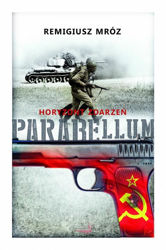 okładka Horyzont zdarzeń. Parabellumebook | EPUB, MOBI | Remigiusz Mróz