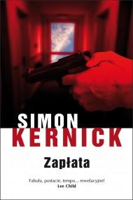 okładka Zapłata. Ebook | EPUB,MOBI | Simon Kernick