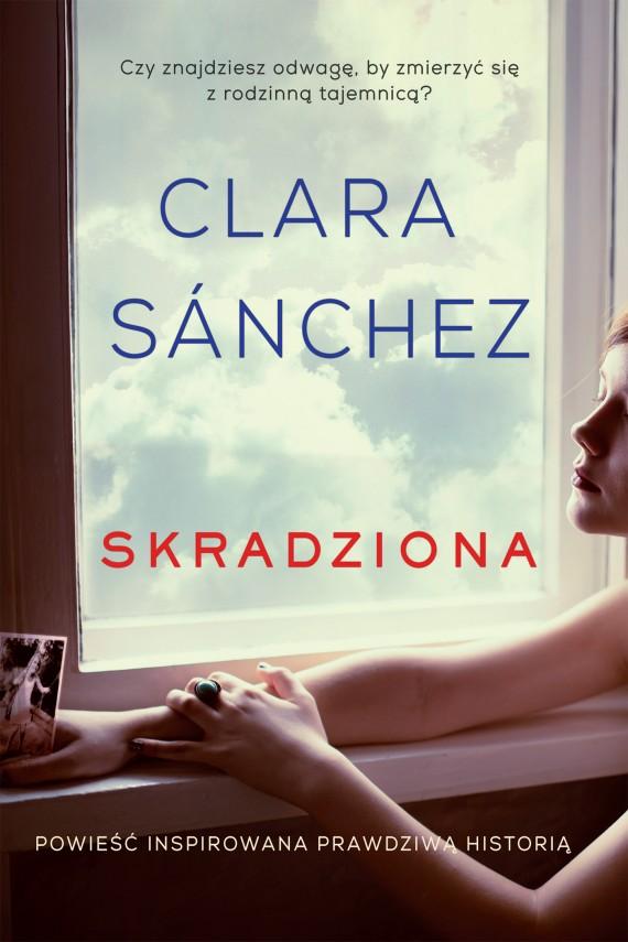 okładka Skradziona. Ebook | EPUB, MOBI | Clara Sánchez