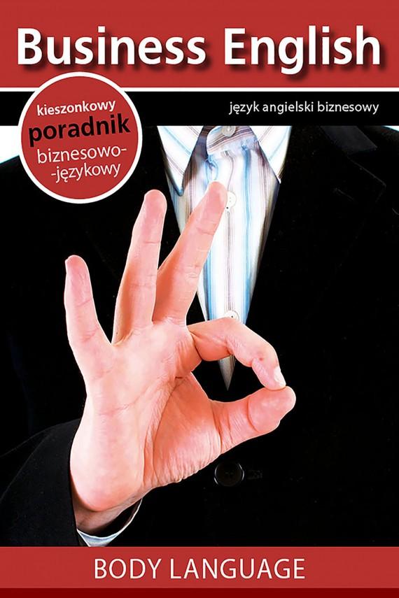 okładka Body language - Mowa ciała. Ebook | EPUB, MOBI | redakcja Business English Magazine