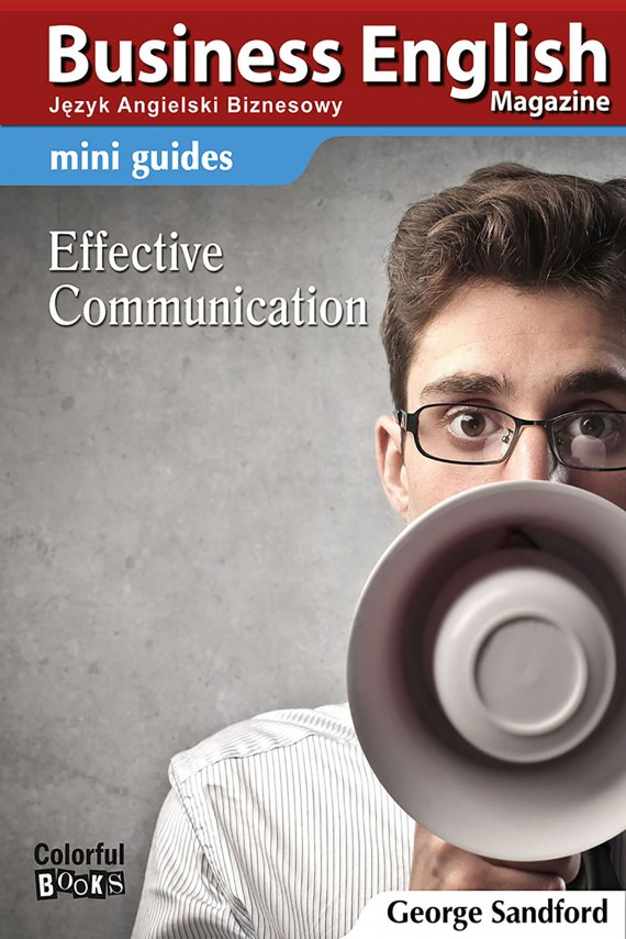 okładka Mini guides: Effective communication. Ebook | EPUB, MOBI | George Sandford