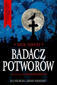 okładka Badacz potworów. Ebook | EPUB,MOBI | Rick Yancey