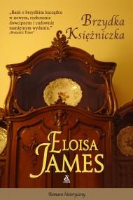 okładka Brzydka księżniczka, Ebook | Eloisa James