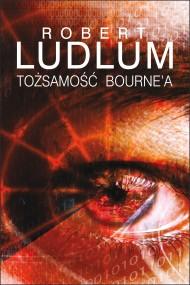 okładka Tożsamość Bourne'a. Ebook | EPUB,MOBI | Robert Ludlum, Eric Van Lustbader