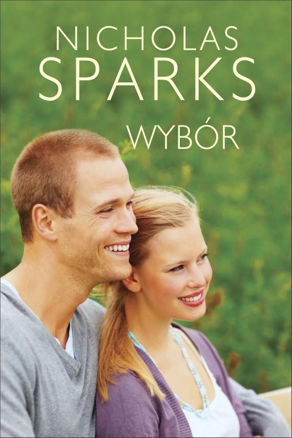 okładka Wybór. Ebook   EPUB, MOBI   Nicholas Sparks