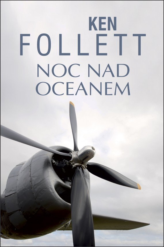 okładka Noc nad oceanem. Ebook | EPUB, MOBI | Ken Follett