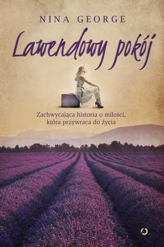 okładka Lawendowy pokój. Ebook | EPUB, MOBI | Nina George