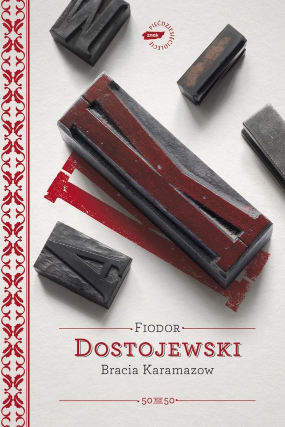 okładka Bracia Karamazow. Ebook | EPUB, MOBI | Fiodor Dostojewski
