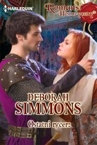 okładka Ostatni rycerz. Ebook | EPUB,MOBI | Deborah Simmons