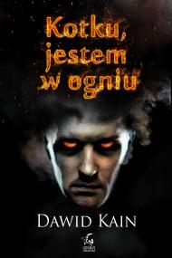okładka Kotku, jestem w ogniu, Ebook | Dawid Kain, Emil Strzeszewski, Paweł Dobkowski, Marcin Dobkowski