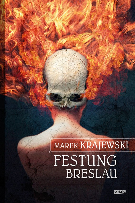 okładka Festung Breslauebook | EPUB, MOBI | Marek Krajewski