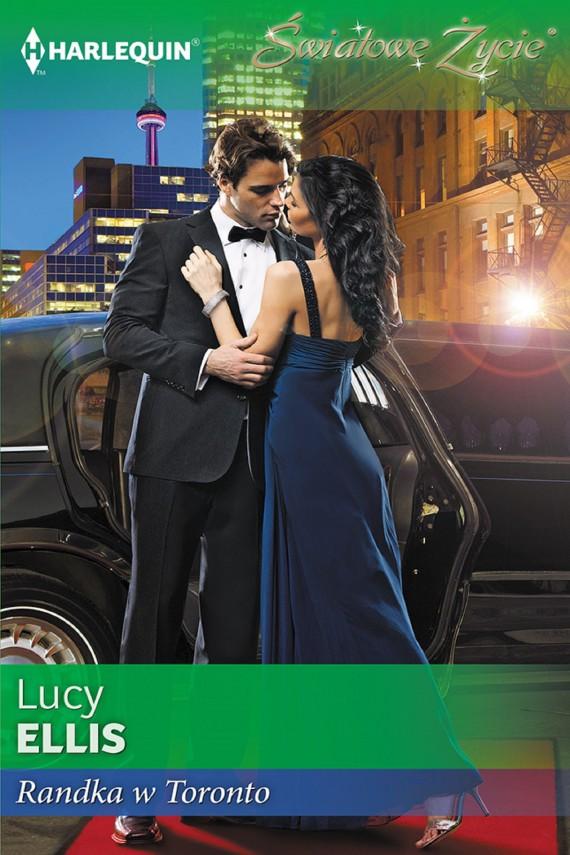 okładka Randka w Toronto. Ebook | EPUB, MOBI | Lucy Ellis
