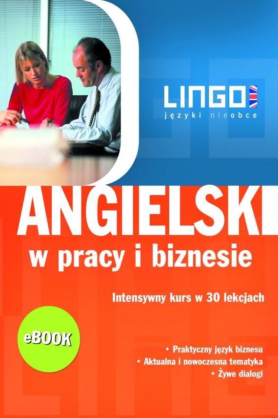okładka Angielski w pracy i biznesie. Ebook | PDF | Hubert Karbowy