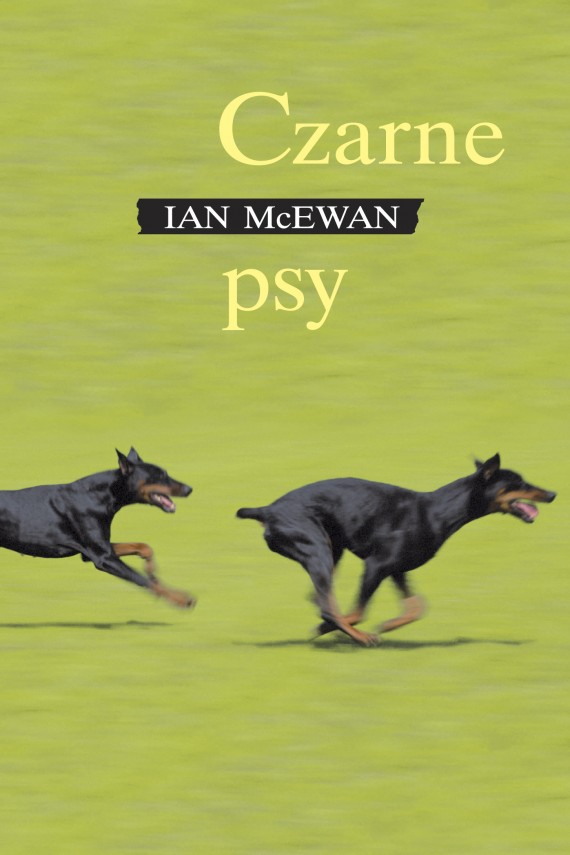 okładka Czarne psyebook   EPUB, MOBI   Ian McEwan