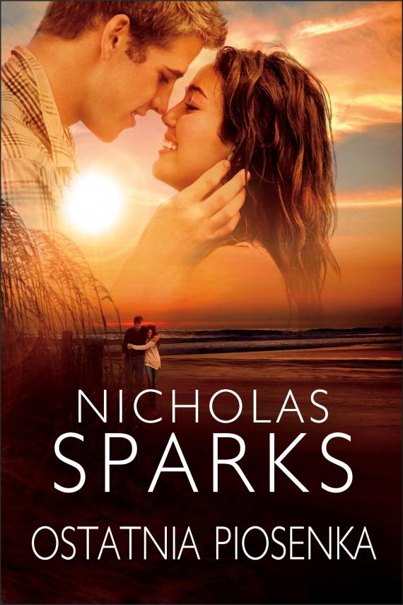 okładka Ostatnia piosenkaebook | EPUB, MOBI | Nicholas Sparks