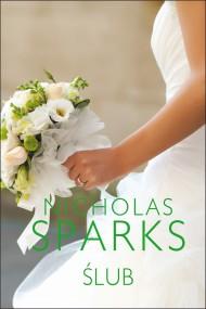okładka Ślub, Ebook | Nicholas Sparks