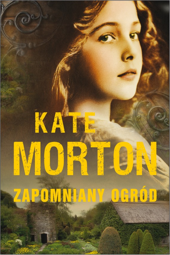 okładka Zapomniany ogródebook   EPUB, MOBI   Kate Morton