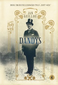 okładka Dandys. Ebook | Jan  Guillou