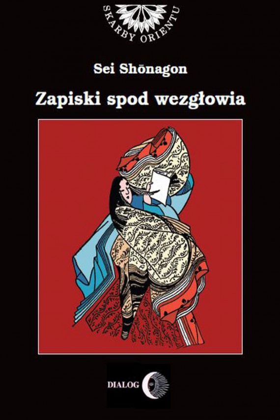 okładka Zapiski spod wezgłowia, czyli notatnik osobistyebook | EPUB, MOBI | Shōnagon  Sei