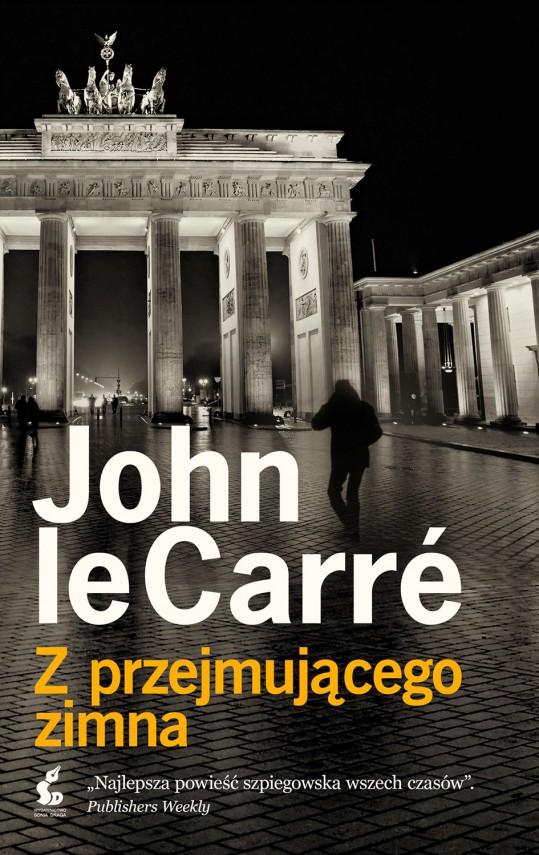 okładka Z przejmującego zimnaebook | EPUB, MOBI | John  le Carré