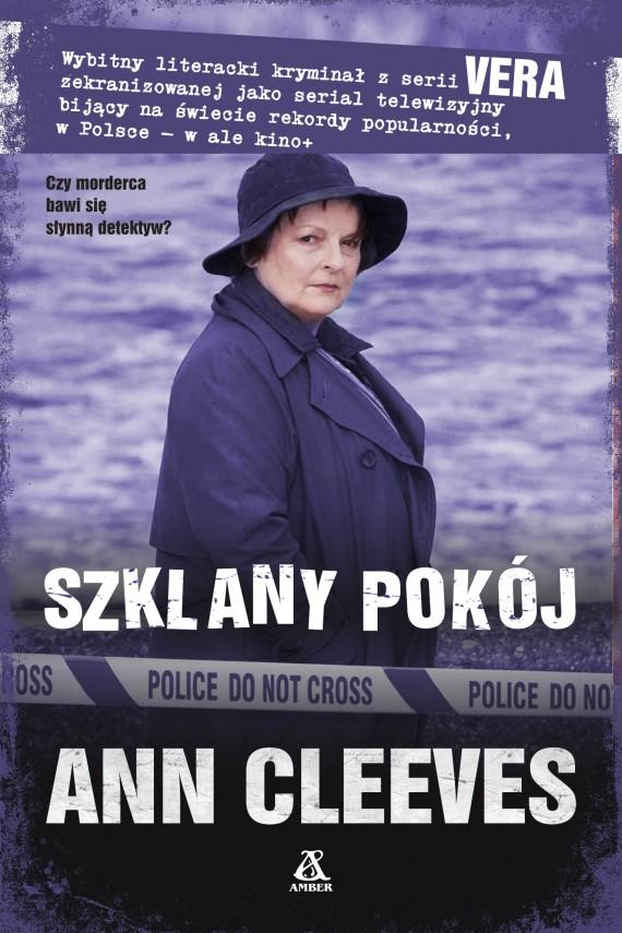 okładka Szklany pokój. Ebook | EPUB, MOBI | Ann Cleeves