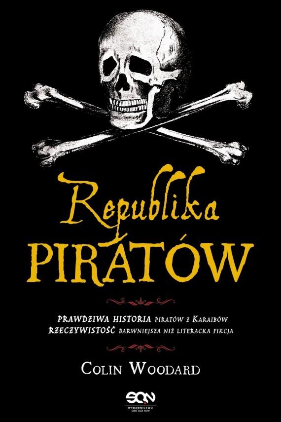 okładka Republika Piratówebook | EPUB, MOBI | Colin Woodard