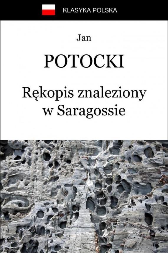 okładka Rękopis znaleziony w Saragossieebook   EPUB, MOBI   Jan Potocki
