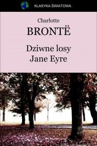okładka Dziwne losy Jane Eyre, Ebook | Charlotte Bronte