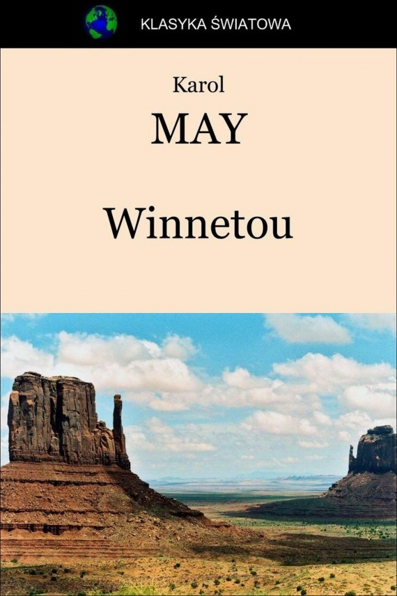 okładka Winnetouebook | EPUB, MOBI | Karol May