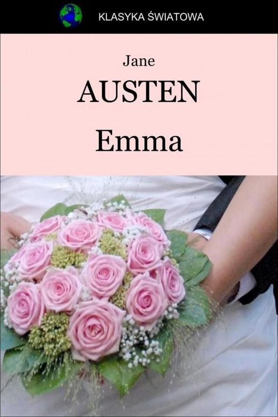 okładka Emmaebook | EPUB, MOBI | Jane Austen