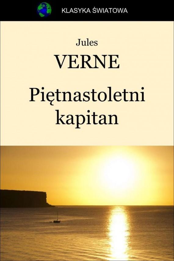 okładka Piętnastoletni kapitanebook | EPUB, MOBI | Jules Verne