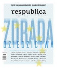 okładka Res Publica Nowa 1/2014. Ebook | EPUB,MOBI | autor zbiorowy