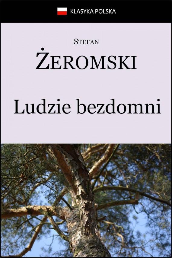 okładka Ludzie bezdomniebook   EPUB, MOBI   Stefan Żeromski
