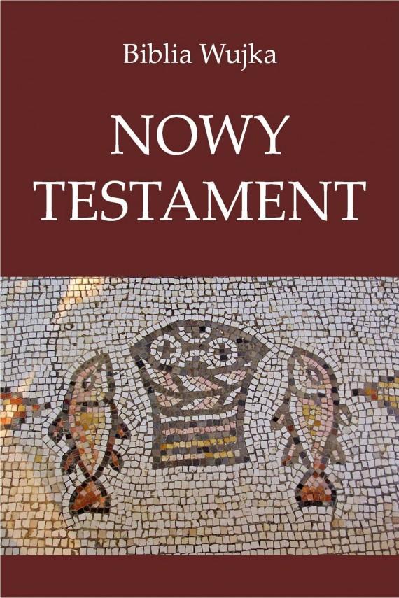okładka Biblia Wujka. Nowy Testament.ebook   EPUB, MOBI   Przekład Jakuba Wujka