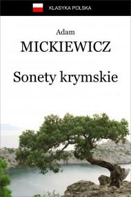 okładka Sonety krymskie, Ebook   Adam Mickiewicz