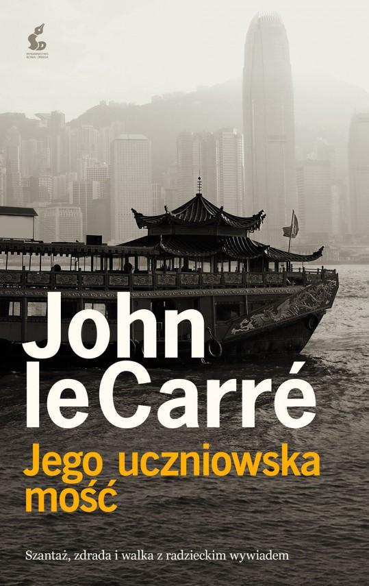 okładka Jego uczniowska mość. Ebook | EPUB, MOBI | John  le Carré