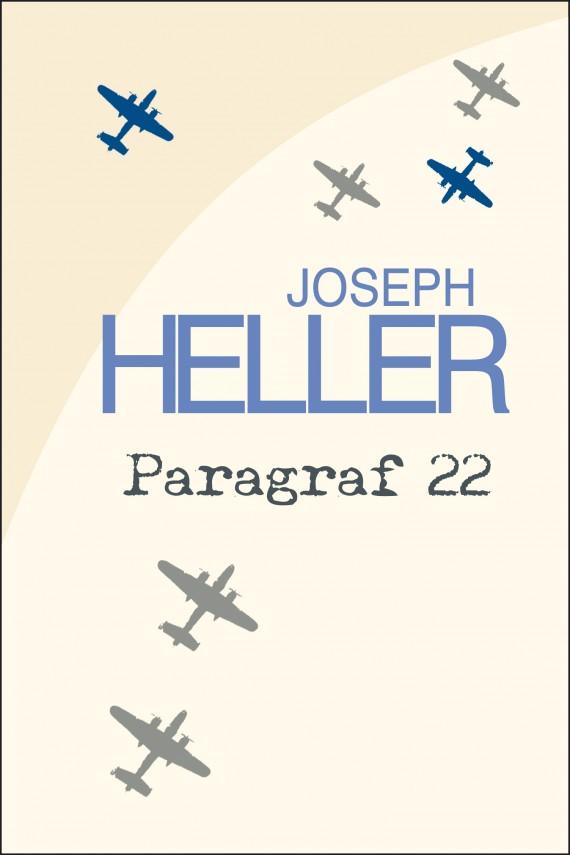 okładka Paragraf 22. Ebook | EPUB, MOBI | Joseph Heller