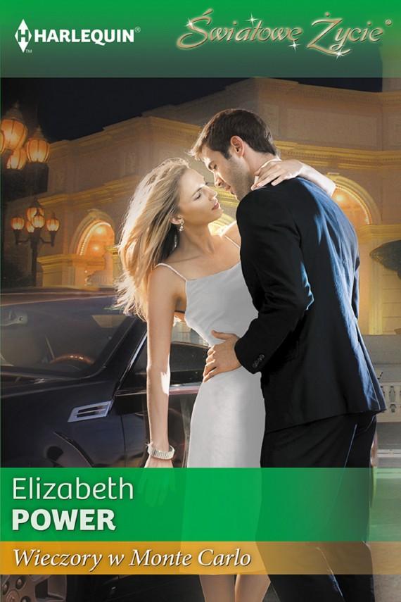 okładka Wieczory w Monte Carloebook   EPUB, MOBI   Elizabeth Power
