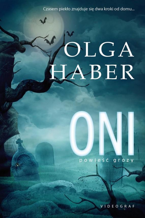 okładka Oni. Ebook | EPUB, MOBI | Olga Haber