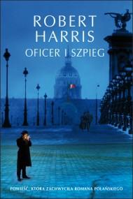 okładka Oficer i szpieg. Ebook   EPUB,MOBI   Robert Harris