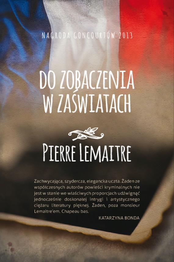 okładka Do zobaczenia w zaświatachebook | EPUB, MOBI | Pierre Lemaitre