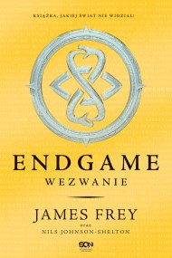 okładka Endgame. Wezwanie. Ebook | EPUB,MOBI | James Frey, Nils  Johnson-Shelton