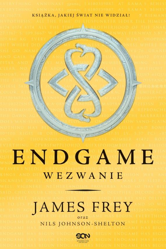 okładka Endgame. Wezwanieebook | EPUB, MOBI | James Frey, Nils  Johnson-Shelton