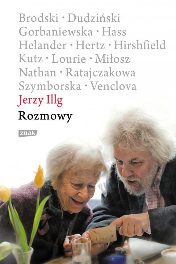 okładka Rozmowyebook | EPUB, MOBI | Jerzy Illg